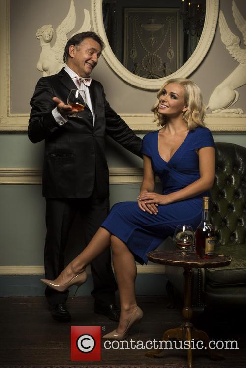Katherine Jenkins and Raymond Blanc 1