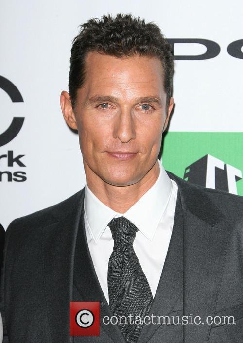 Matthew McConaughey, The Beverly Hilton Hotel, Independent Spirit Awards