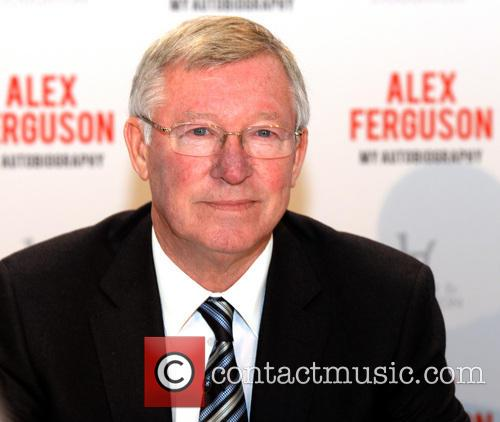 Sir Alex Ferguson promotes his autobiography
