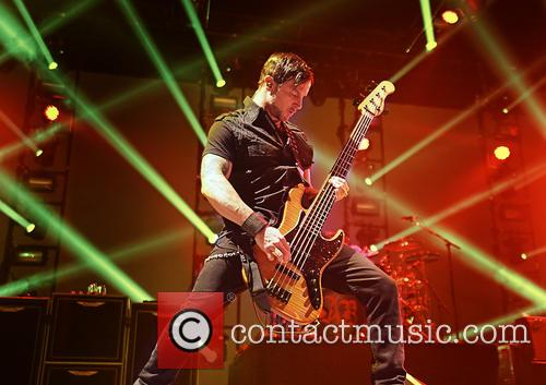 Alter Bridge and Brian Marshall 5