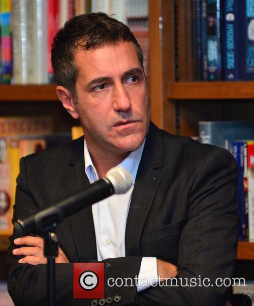 Carlos De Vega book signing at Books &...