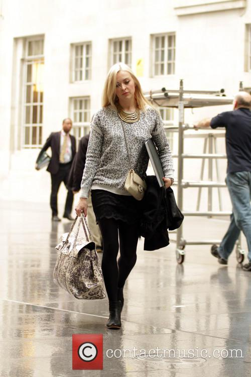 fearne cotton celebrities seen at the bbc 3917304