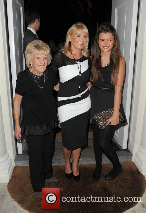 Nanny Pat, Carol Wright and Natalya Wright 1