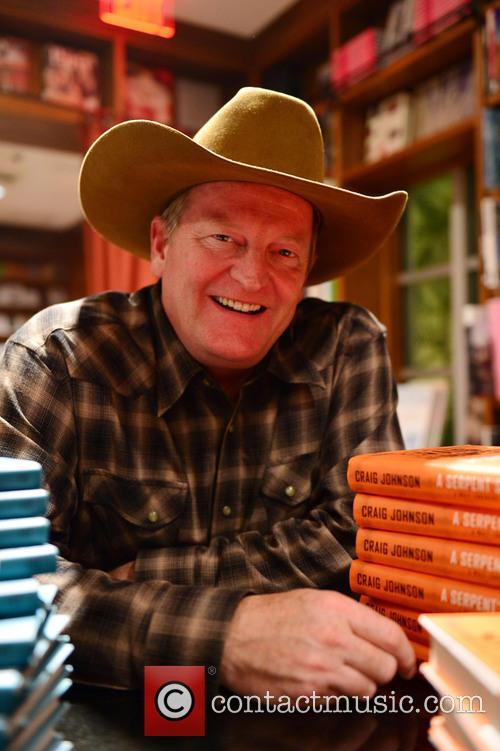 Author Craig Johnson 7