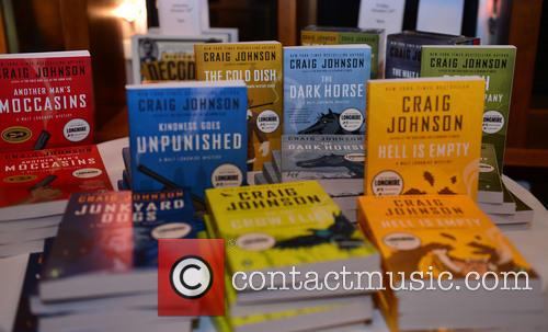 Craig Johnson promotes his book 'Spirit of Steamboat:...