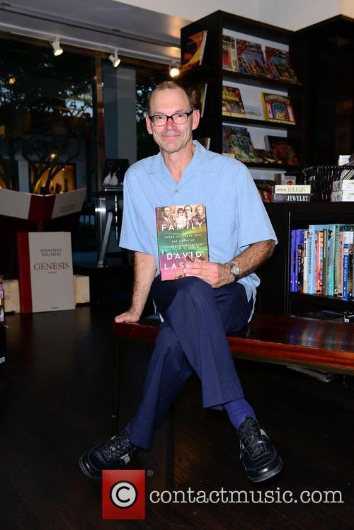David Laskin promotes his new book