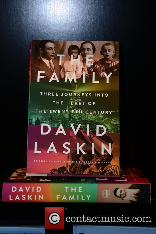 David Laskin promotes his new book