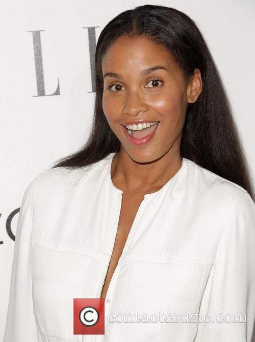 Joy Bryant, Four Seasons Hotel Beverly Hills.