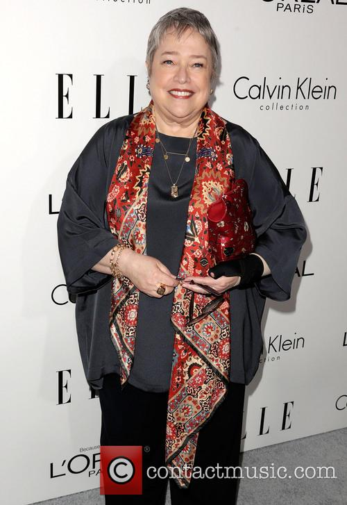 Kathy Bates at ELLE's 20th annual Women in Hollywood celebration