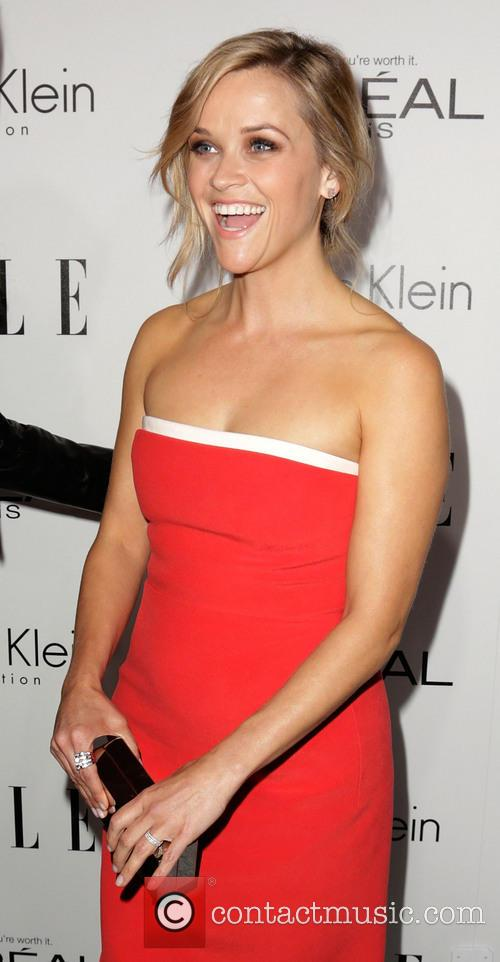 Reese Witherspoon at Elle Women in Hollywood Awards