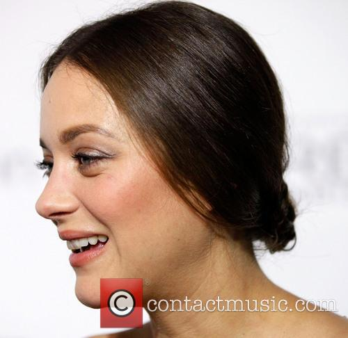 Marion Cotillard, Four Seasons Hotel Beverly Hills.