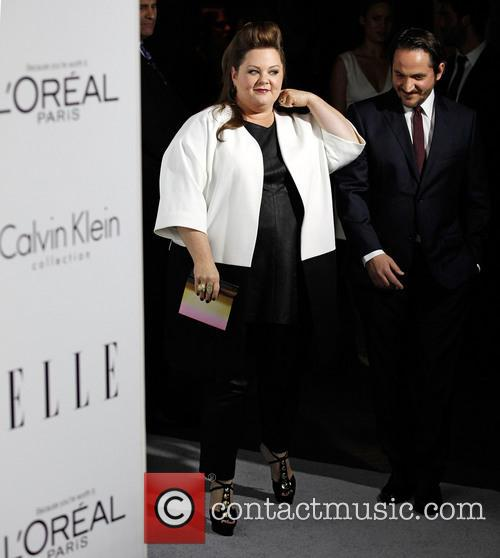 Melissa Mccarthy and Ben Falcone 8