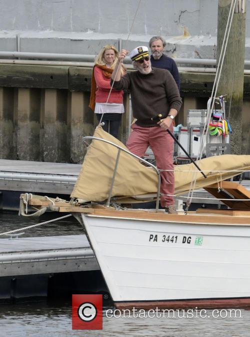 Franny Movie Set On Delaware River