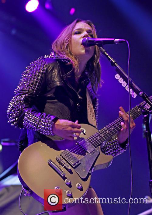 Halestorm and Lzzy Hale 6