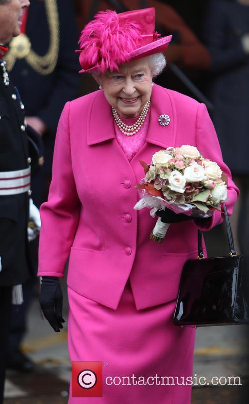 HRH The Queen 12