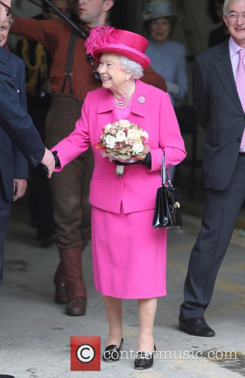 HRH The Queen 14