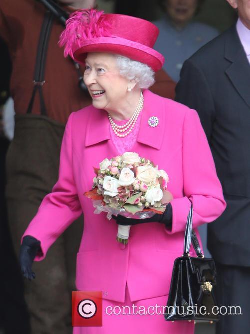 HRH The Queen 15