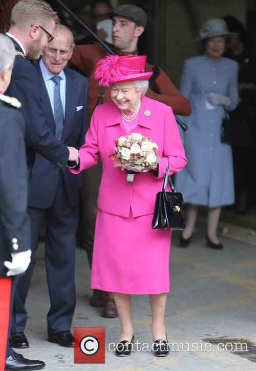 HRH The Queen 16