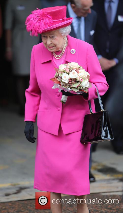 HRH The Queen 17