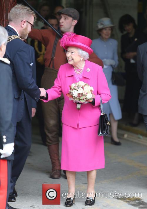HRH The Queen 18