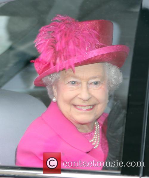 HRH The Queen 19