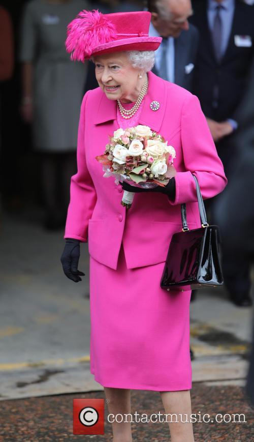 HRH The Queen 20