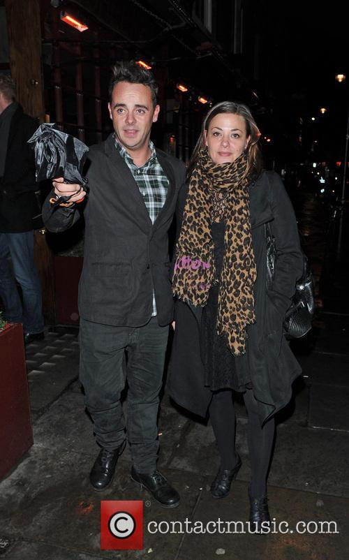Anthony Mcpartlin and Lisa Armstrong 2
