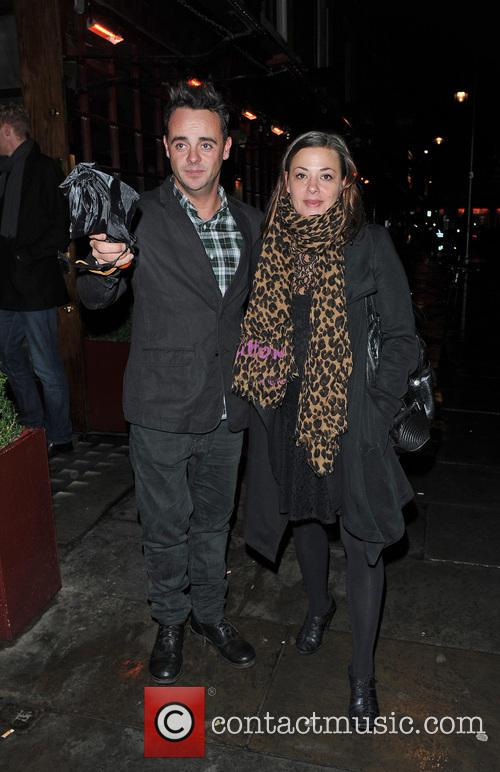 anthony mcpartlin lisa armstrong celebrities leave j sheekey 3918555