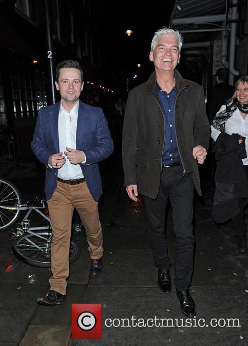 Declan Donnelly and Phillip Schofield 3