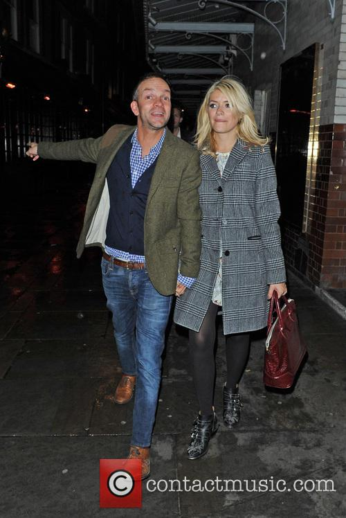 Holly Willoughby and Daniel Baldwin 5