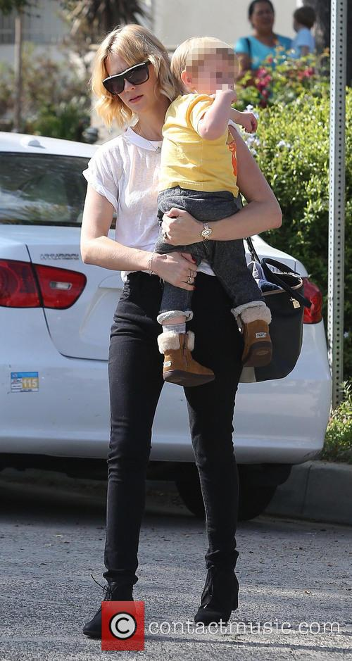 January Jones and Xander Dane Jones 8
