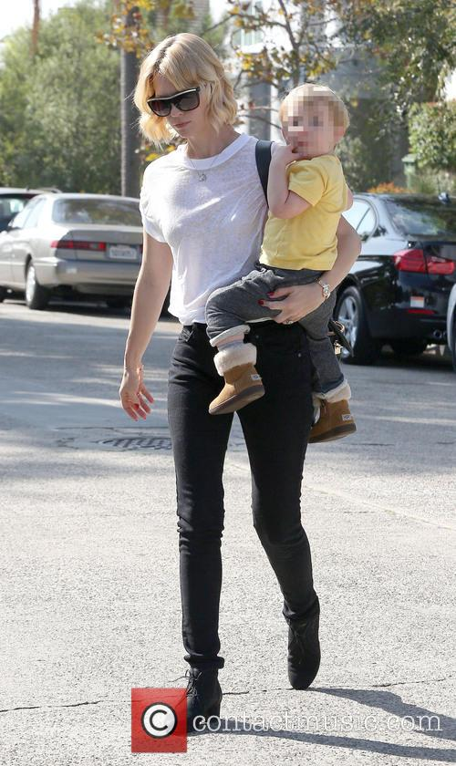 January Jones and Xander Dane Jones 10