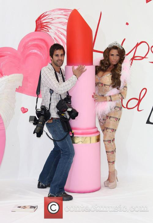 Katie Price and Photographer 11