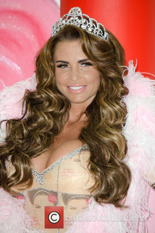 Katie Price launches her new autobiography