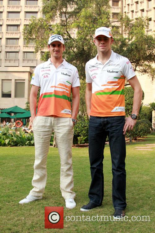 Indian Grand Prix Photocall
