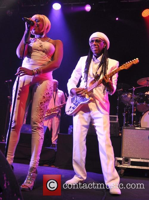Nile Rodgers And Chic In Concert