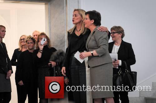 Ewa Kopacz and Sharon Stone 14
