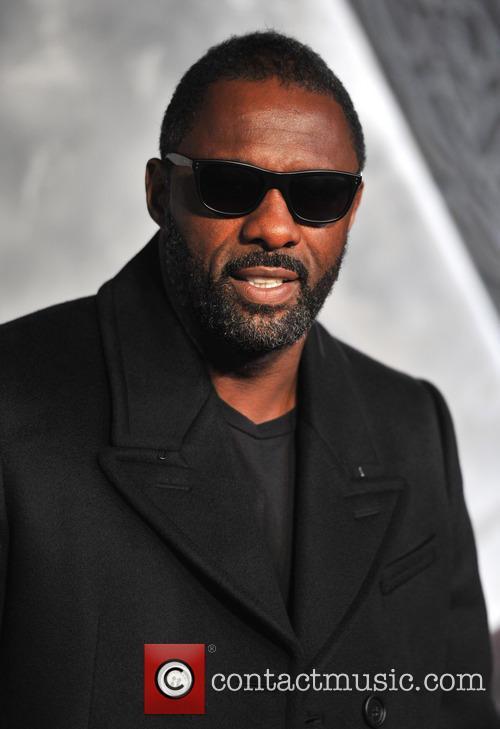Idris Elba, Thor: The Dark World Premiere