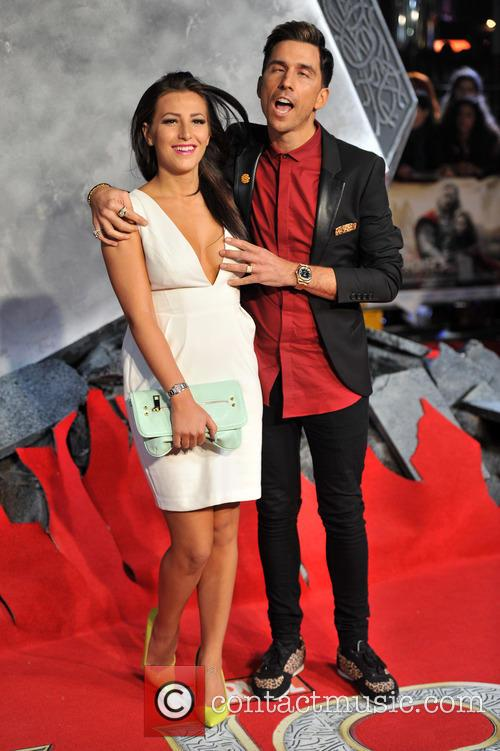 Lindsey Cole and Russell Kane 2