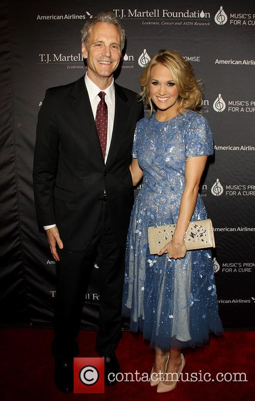 John Sykes and Carrie Underwood 1