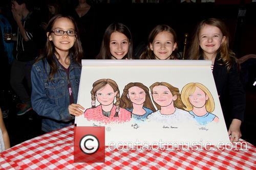 Oona Laurence, Bailey Ryon, Sophie Gennusa and Milly Shapiro 1