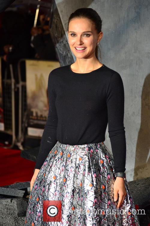 Natalie Portman, Odeon Leicester Square