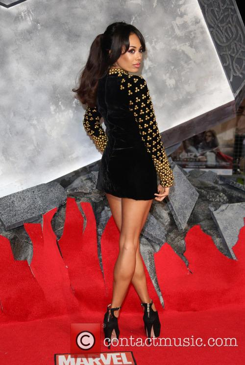 Jade Ewen, Odeon Leicester Square