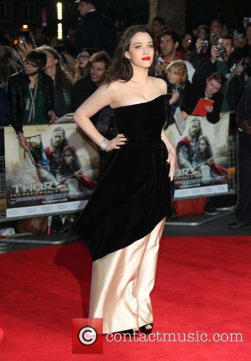 Kat Dennings, Odeon Leicester Square