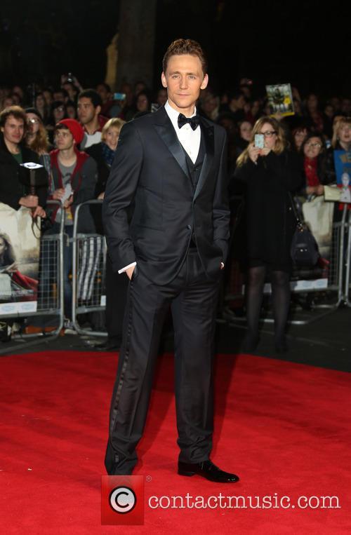 Tom Hiddleston, Odeon Leicester Square