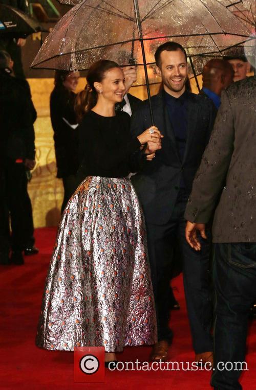 Natalie Portman and husband Benjamin Millepied 2