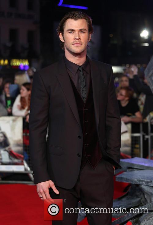 Chris Hemsworth 4