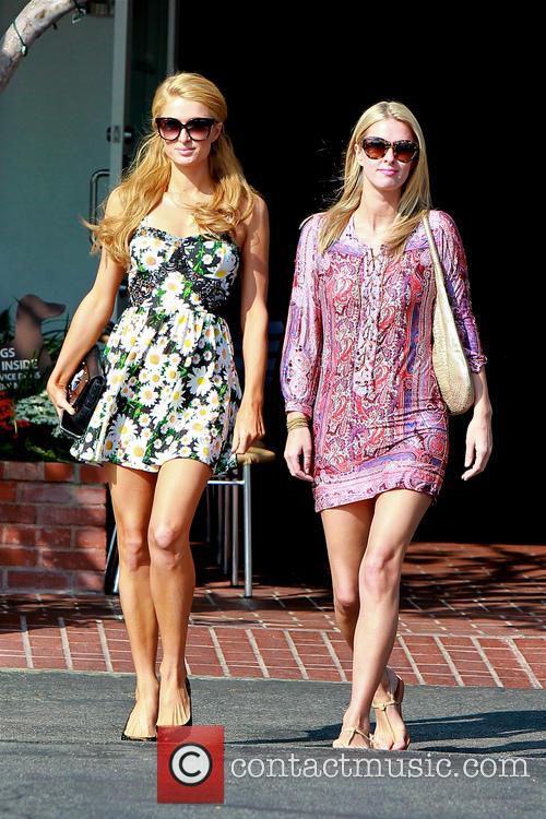 Paris Hilton and Nicky Hilton 16