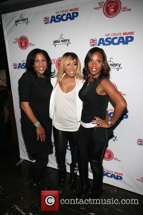 Jeanine Mclean, K. Michelle and Nicole George-middleton 5