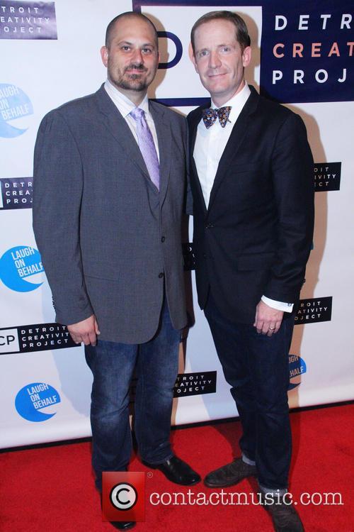 Marc Warzecha and Marc Evan Jackson 2